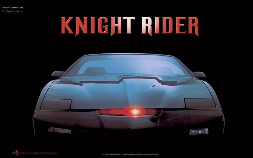Knight Rider Reboot