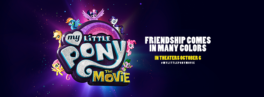My Little Pony: The Movie on the BS2
